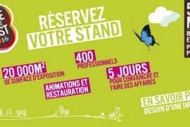 Foire Expo de Brest du 5 au 9 Mai 2016