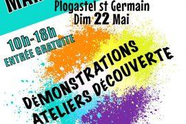 Marché d'artisans du Finistère à Plogastel-Saint-Germain