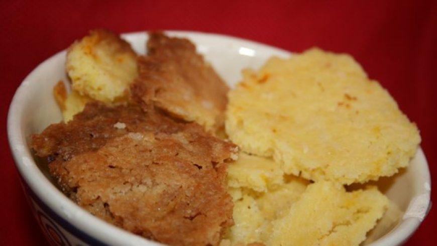 Biscuits au beurre salé et safran